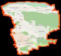 Brochów (gmina) location map.png