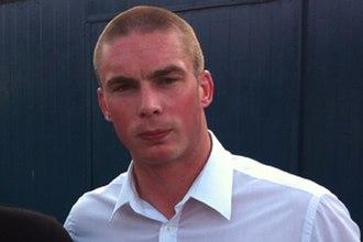 Richard Brodie (footballer) - Brodie with Crawley Town in 2011