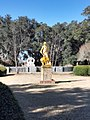 "Brookgreen Gardens - ""Dionysus"" & ""Alligator Bender"".jpg"