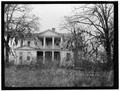 Brookland Plantation House, Old Charleston Road (State Route 261), Stateburg, Sumter County, SC HABS SC,43-STATBU.V,2-1.tif