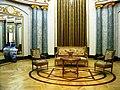 Bucuresti, Romania, Palatul Regal (Muzeul National de Arta al Romaniei - Pavilionul Sala Tronului - interior 17 ); B-II-m-A-19856.JPG