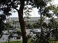 Bucuresti, Romania, Piata Victoriei, Palatul Guvernului Romaniei (9); B-II-m-A-19877.JPG