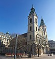 Budapest - Igrexa Parroquial do Centro - Iglesia Parroquial del Centro - Inner City Parish Church - 01.jpg