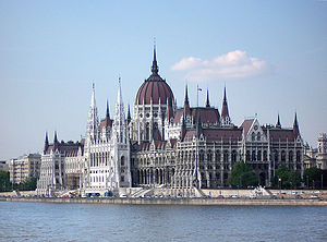 Diet of Hungary - Since 1902 the diet has been assembling in the Hungarian Parliament Building in Budapest