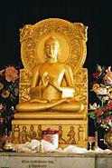 Buddha from Mulgandha Kuti Vihar