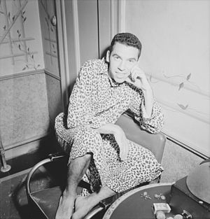Buddy Rich - Buddy Rich in New York City in August 1946