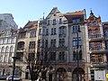 Budynek dawnej kawiarni Wojko w Katowicach 05.JPG