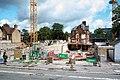 Building Site, Woodstock Road - geograph.org.uk - 5487374.jpg