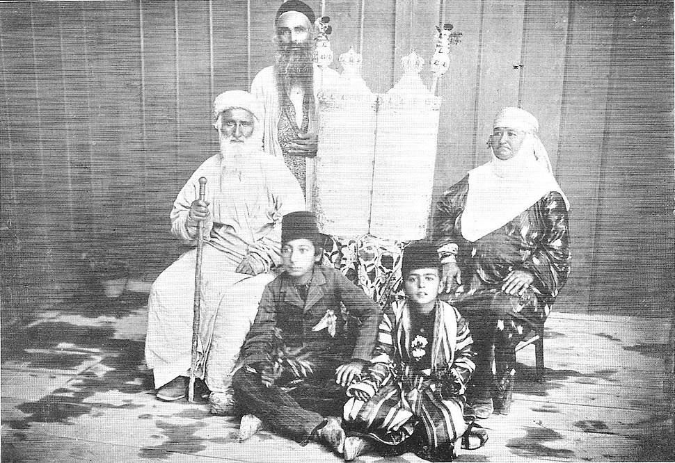 Bukharan Jews (before 1899)