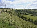 Bulbarrow Hill and Balmers Coombe Bottom - geograph.org.uk - 57825.jpg