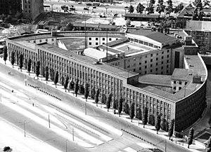 Reichs-Rundfunk-Gesellschaft - The Haus des Rundfunks in Berlin