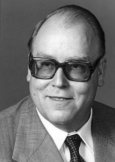 Josef Ertl German politician