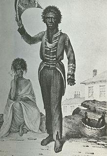 Bungaree Aboriginal Australian