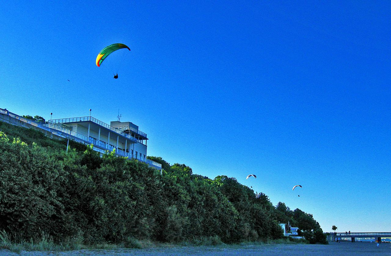 File:Burgas - Sea Garden with Marine Casino -2015b.jpg