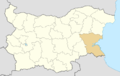 Burgas Province location map.png