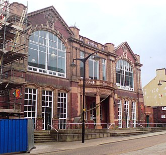 Arthur Berry (playwright) - Burslem School of Art