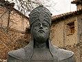 Busto de Almanzor (26 de marzo de 2016, Calatañazor) 01.jpg