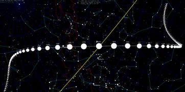 Christmas Comet 2019.46p Wirtanen Wikipedia