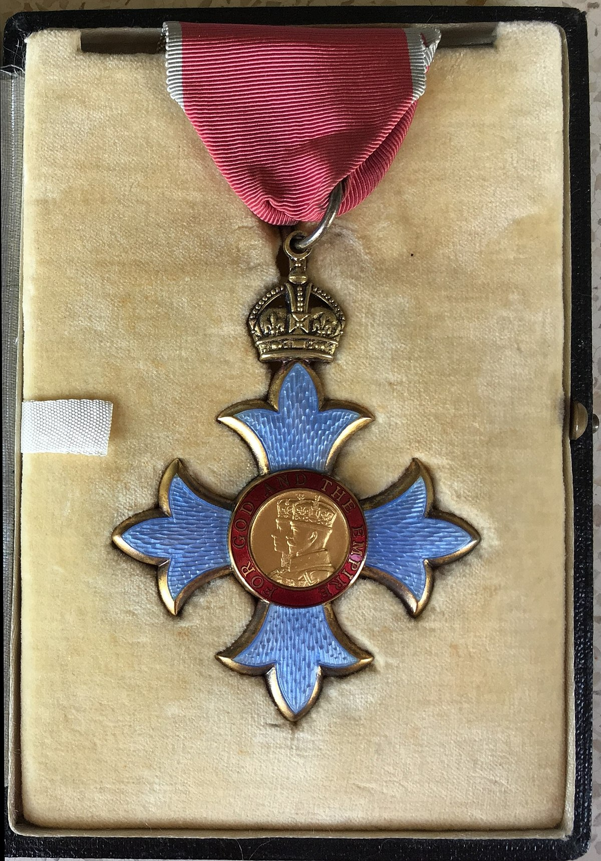 Order Of The British Empire Wikipedia