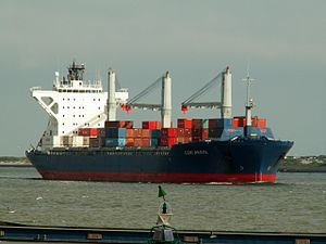 CCNI Angol - IMO 9131230, Port of Rotterdam 20-Jun-2006.jpg