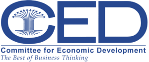 English: CED Logo