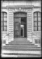 CH-NB - Genève, Maison, Porte d'entrée, vue d'ensemble - Collection Max van Berchem - EAD-8718.tif