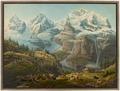 CH-NB - Jungfrau, Mönch und Eiger, von Mürren aus - Collection Gugelmann - GS-GUGE-MEYER-JJ-A-1.tif