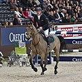 CHI Genève 2013 - 20131213 - Roger Yves Bost et Castle Forbes Myrtille Paulois.jpg