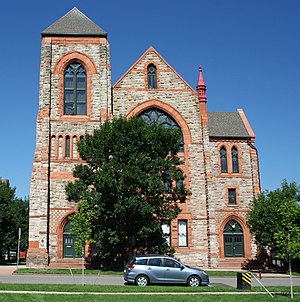 Christ Methodist Episcopal Church - Image: CME Church Denver