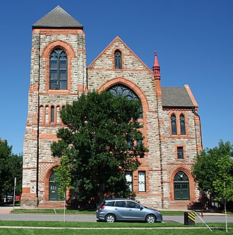 Christ Methodist Episcopal Church - Image: CME Church Denver