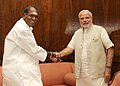 CM of Puducherry meets PM Modi.jpg