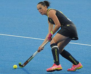 Olympic field hockey player
