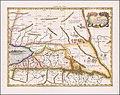 Ca. 1698 map by Gerard Mercator - (Kazakhstan, Uzbekistan, Turkmenistan, Afghanistan, Iran) Tab. VII. exhibens Scythiam Intra Imaum Sogdianam, Bactrianam, Hircaniam, alisq. Asiae Regiones.jpg