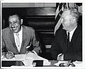 Cab Calloway and Mayor John F. Collins (12174497254).jpg