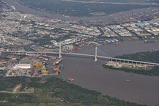 Đồng Nai river river in Vietnam