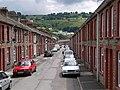 Cae Felin street in Llanhilleth - geograph.org.uk - 490469.jpg