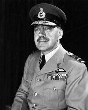 Donald Hardman - Air Marshal Donald Hardman as RAAF Chief of the Air Staff