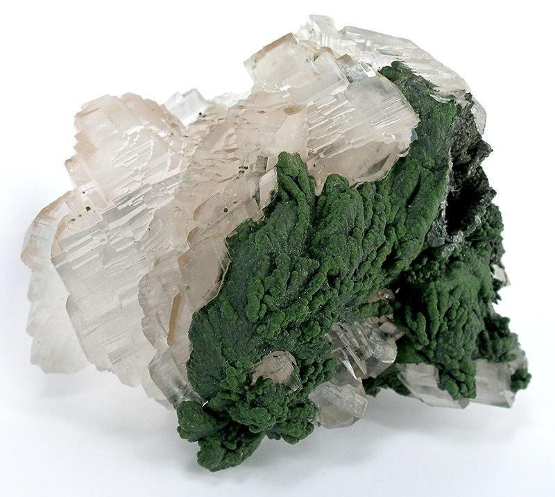 Calcite-Mottramite-cktsu-45b