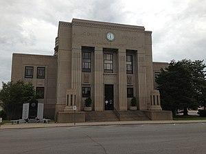 Princeton, Kentucky - Caldwell County Courthouse