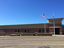 Calhoun County Mississippi Courthouse January 2016.jpg