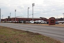 Calhoun High School (Georgia), Jan 2017.jpg