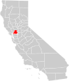 California county map (Solano County highlighted).svg