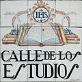 Calle de los Estudios (Madrid) 01.jpg