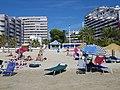 Calpe playa levante ( la fossa ) - panoramio.jpg