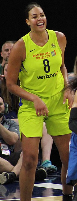 Image illustrative de l'article Liz Cambage