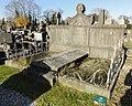 Cambrai - Cimetière de la Porte Notre-Dame, sépulture remarquable n° 33, Édouard Parsy, maire de Cambrai et député (01).JPG