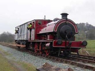 Cambrian Heritage Railways - Image: Cambrian Heritage Railway 1