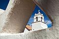 Campanario Iglesia de San Pedro de Atacama, Región de Antofagasta - Chile..jpg