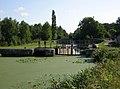 Canal d'Orléans, écluse de la Folie, France - panoramio.jpg