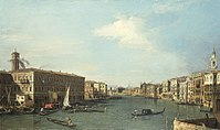 Canaletto - The Grand Canal Looking North from the Rialto RCIN 406017.jpg